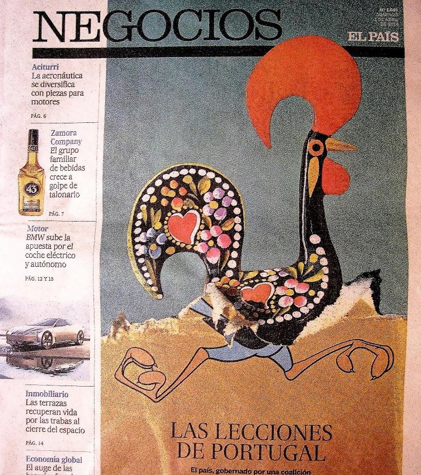 El País, 1 de abril de 2018. PROPRONews