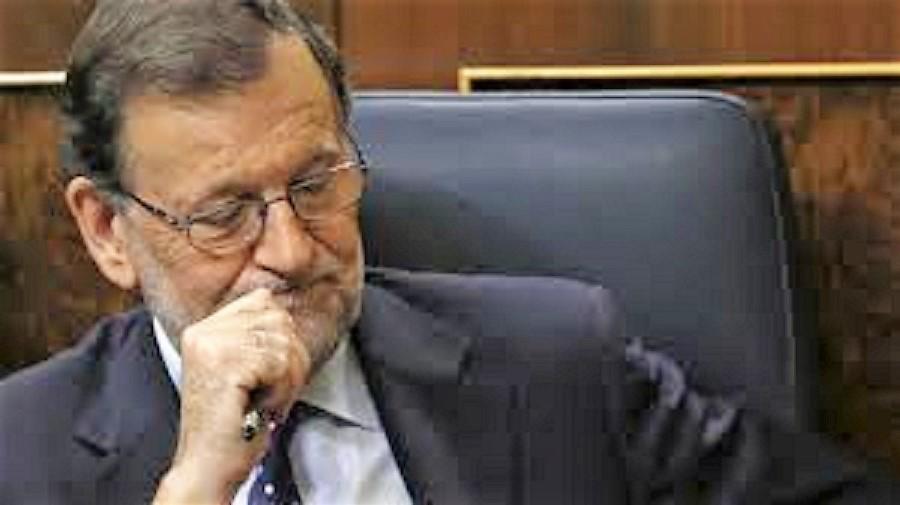 Mariano Rajoy, uno de los principales causantes de la enfermedad. RTVE