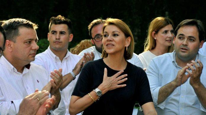 Ella, ellos y cuatro más, las primarias de un partido menguante. RTVE