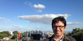 Jorge Passarinho, en una edición de Rock in Rio Lisboa.