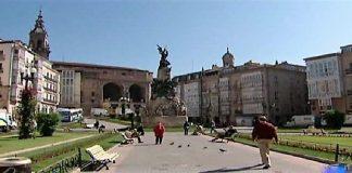 Vitoria Gasteiz, capital de Euskadi. RTVE