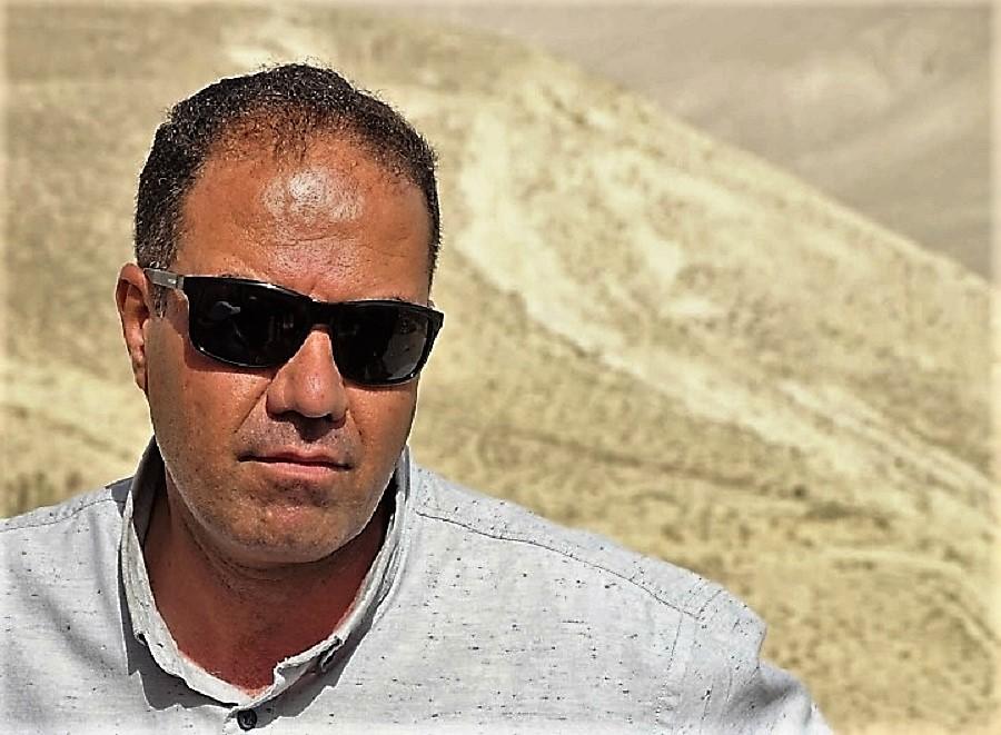 Mahmud Assaf, un gran guìa y un sabio. MARÍA LÓPEZ