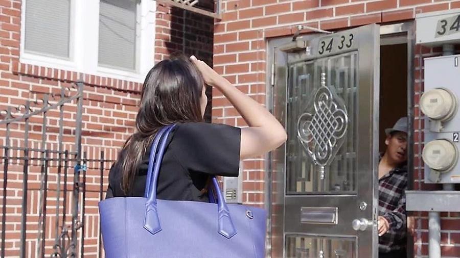 Una trabajada victoria puerta a puerta.