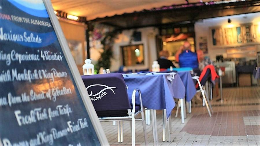 Restaurante La Pescadería.