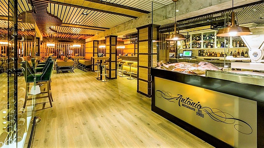 Restaurante Antonio.