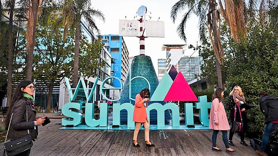A Web Summit vai realizar-se pela terceira vez consecutiva em Lisboa. RTVE