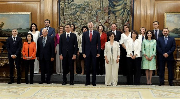 Con once ministras, el nuevo Gobierno de España es el más feminista del mundo. RTVE
