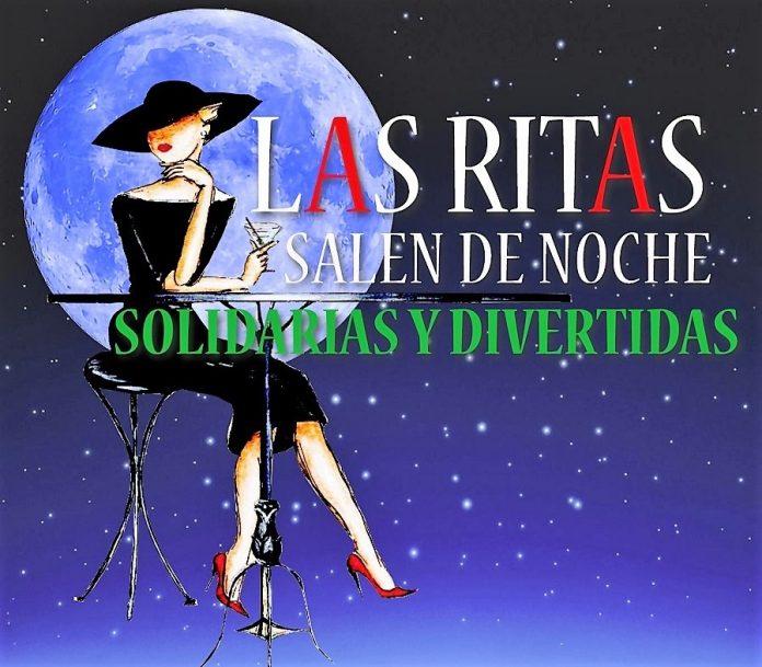Cartel de noche de Las Ritas.