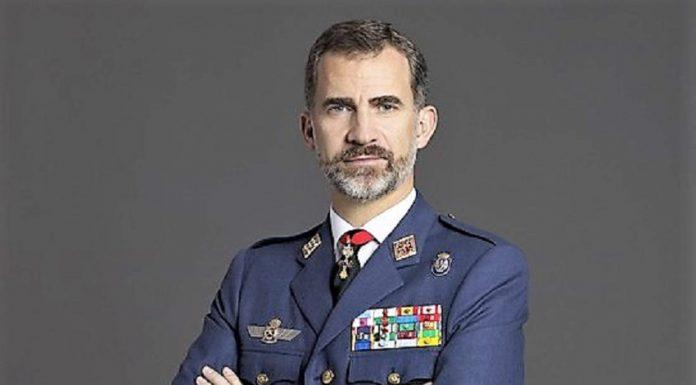 Felipe VI. CASA DEL REY