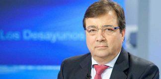 Fernández Vara, el ministro que no fue por un pacto eterno difícil de creer. RTVE