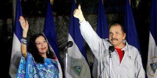 La pareja presidencial ha convertido al país en una dictadura. RTVE