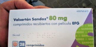 Uno de los medicamentos afectados en este lote concreto. Otros lotes de la misma marca pueden estar libres del carcinogénico. PROPRONews