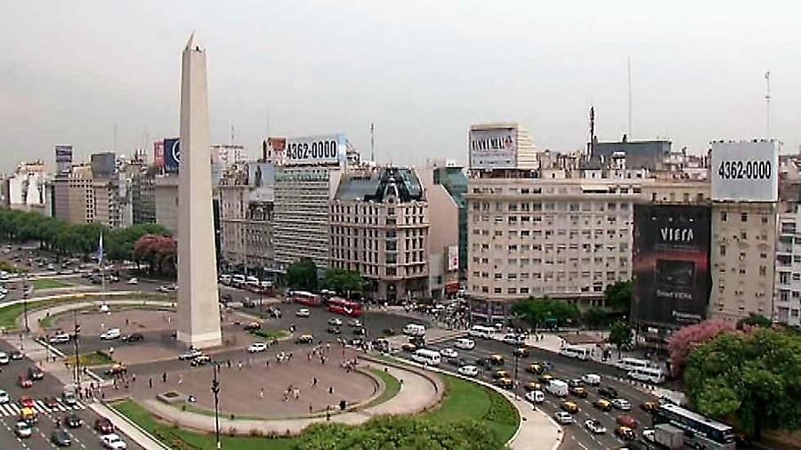 A París, Londres o Madrid los comparamos con Buenos Aires, con el barrio, con el obelisco... RTVE