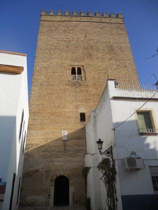 Torre de Los Guzmanes, de La Algaba. AYUNTAMIENTO DE LA ALGABA