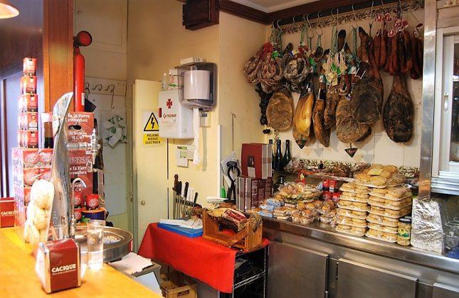 En la tienda de productos extremeños se puede adquirir de todo lo mejor de Extremadura. PROPRONews