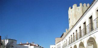 De alguna forma, lo medieval ha pervivido. Plaza Alta de Badajoz. PROPRONews