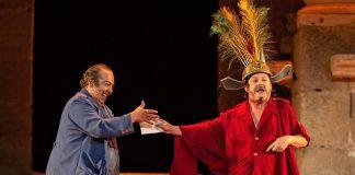 La comedia del fantasma, de Miguel Murillo, la gran triunfadora. FITCM