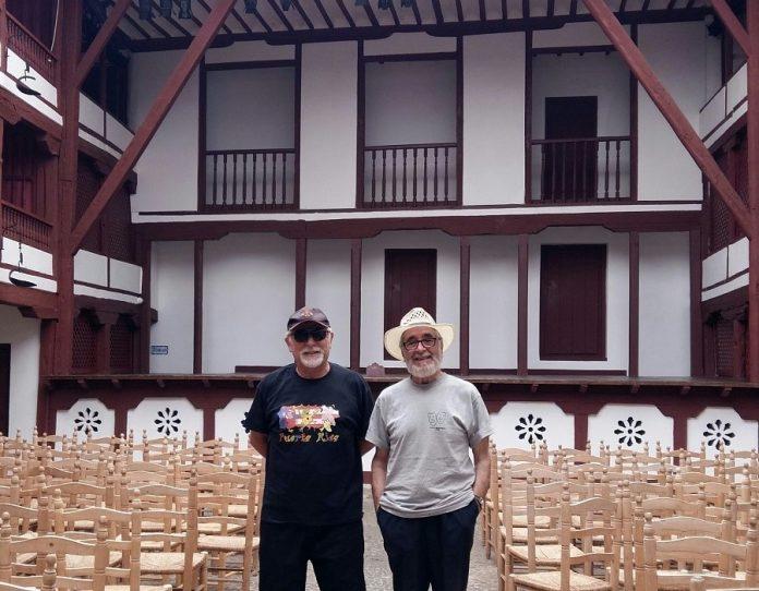 Molina y Villafaina, que tanto han hecho por el teatro iberocamericano, se reencuentran en Almagro.