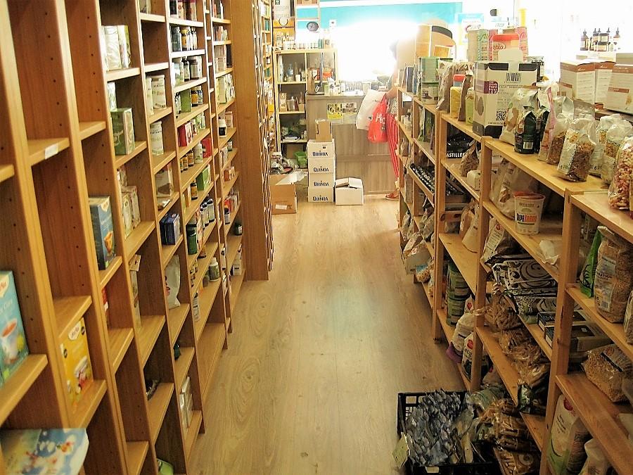 La tienda de Carlos es un compendio de sabiduría alimentaria. PROPRONews