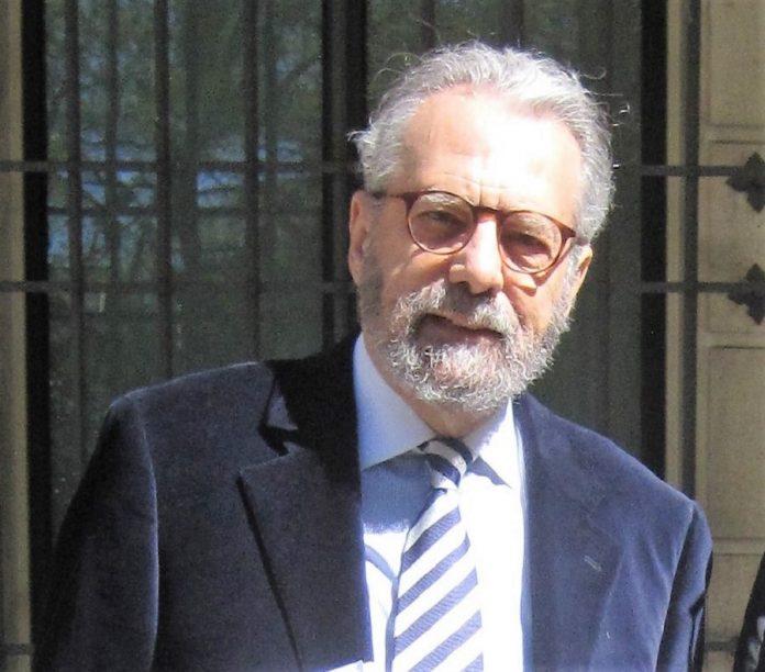 José Mª Pagador, fundador y director del periódico.