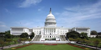Capitolio de los EEUU, sede del poder legislativo norteamericano, de origen masónico. WIKIARQUITECTURA