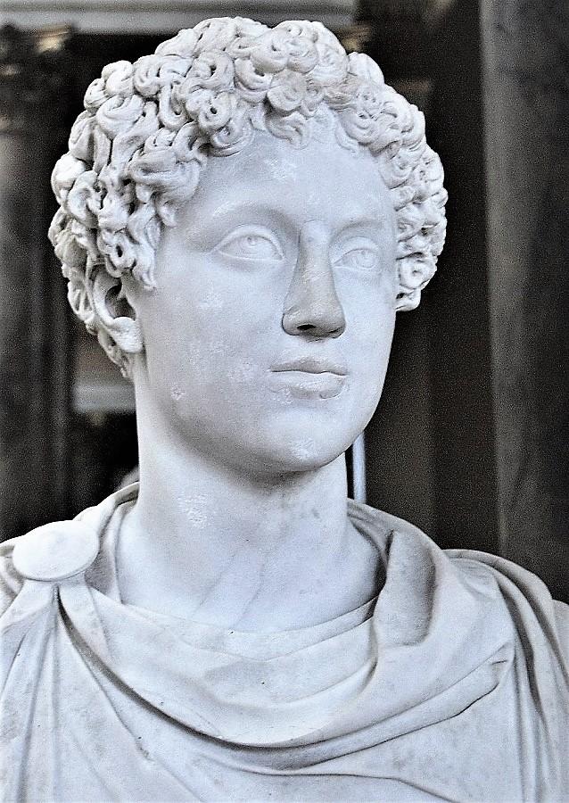 Marco Aurelio joven (Museo del Louvre). Sus Meditaciones siguen de actualidad. PROPRONews.