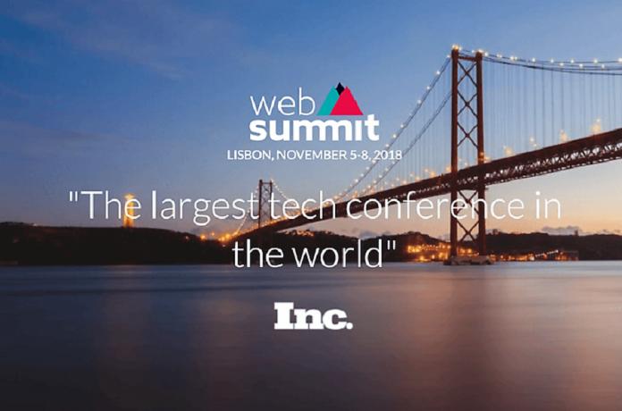 Web Summit, Lisboa, 5-8 novembro 2018, e até 2028. CHILID