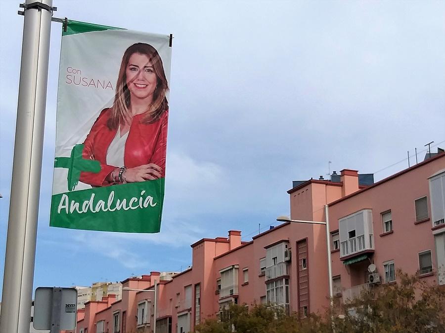 Para los parados y pobres andaluces el eslogan de Susana es un cruel sarcasmo. PROPRONews