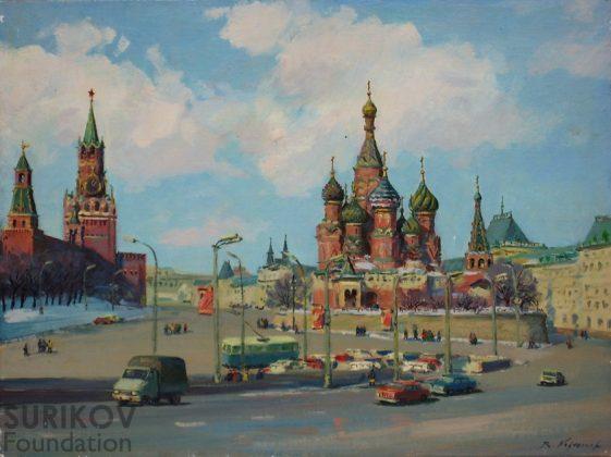Moscú. Korchagin