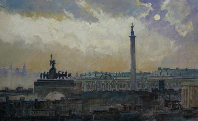 San Petersburgo. Litvinsky