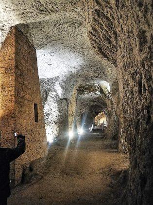 Catacumbas de Orvieto.