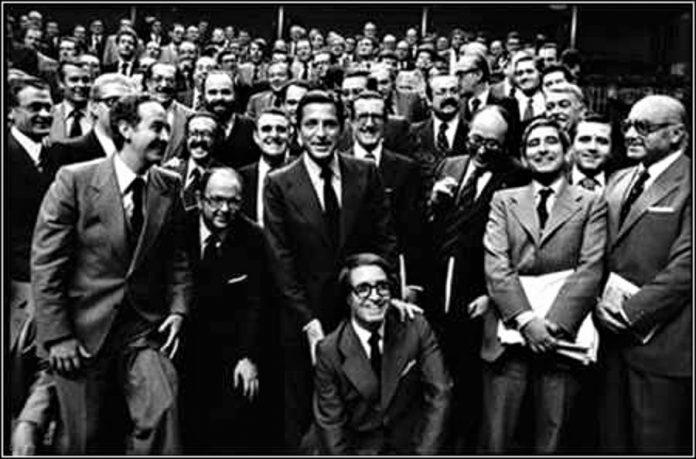 44 años después hay que recuperar el espíritu inclusivo y fraterno de la Transición.