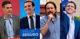 Al final reculó Pedro Sánchez e irá a los dos debates. RTVE