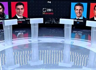 El callejón sin salida de Pedro Sánchez el día 23 de abril en RTVE.