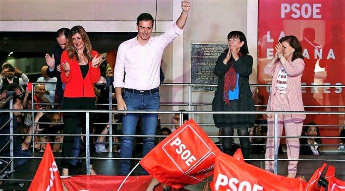 Pedro Sánchez. RTVE