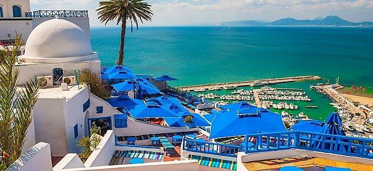 Túnez, tan bello, tan cercano. CIVITATIS