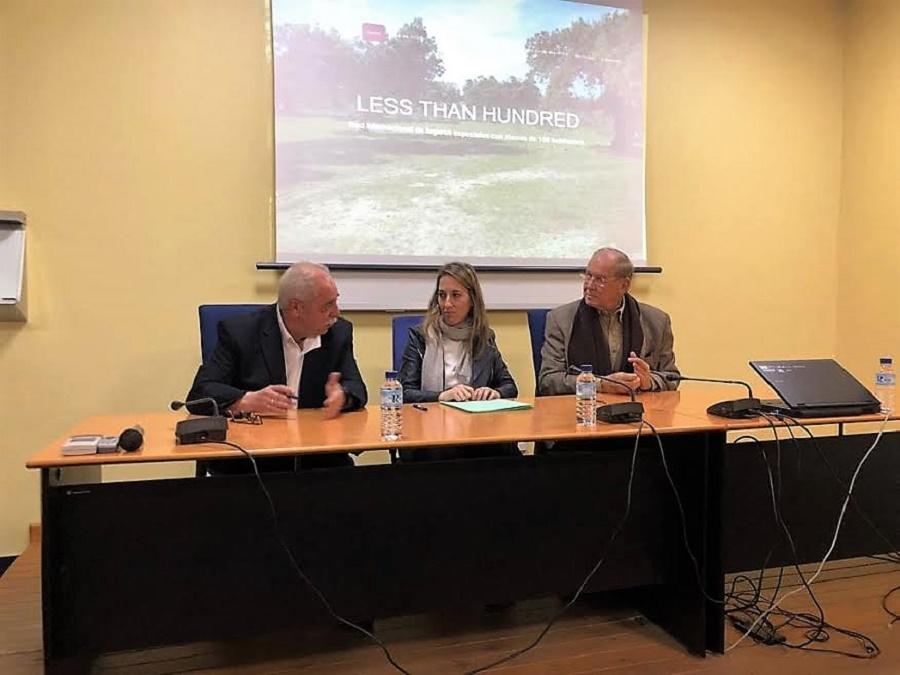 Estamos sumando socios. Firma del convenio con el Instituto Iberoamericano de Turismo Rural.