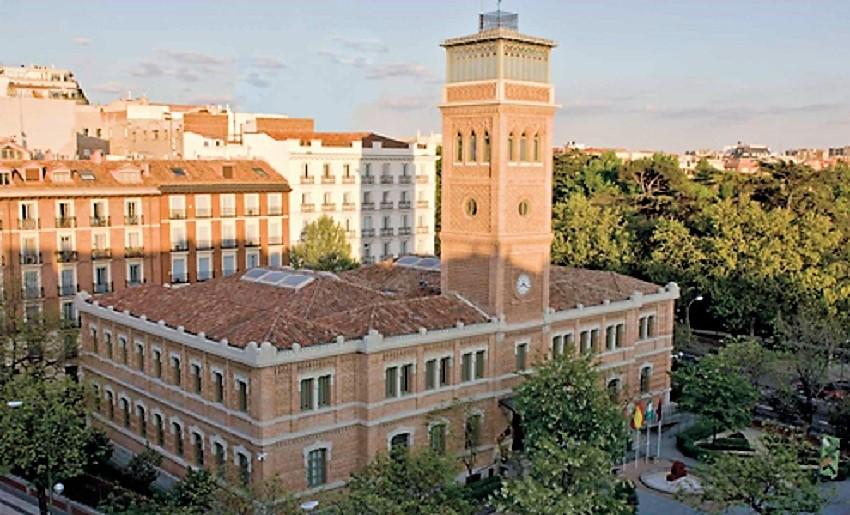 Sede de la Casa Árabe en Madrid. España mantiene lazos estrechos con el Magreb. GOB.ES