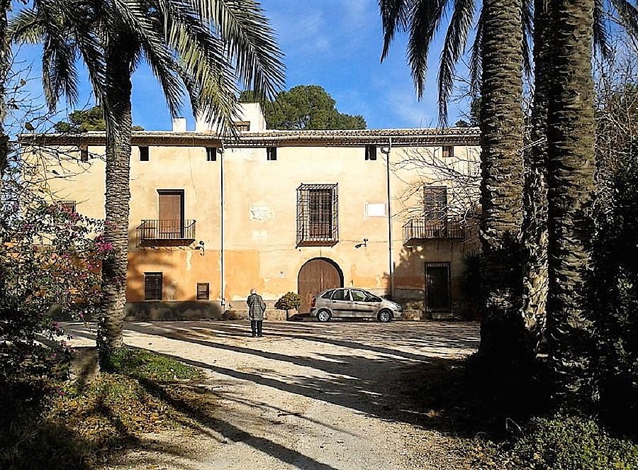 Casa natal de Jorge Juan en Novelda. WIKIPEDIA