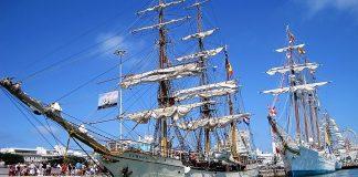El puerto de Cádiz, en una imagen parecida a las que vería Jorge Juan cuando vivía en la ciudad. J.M.