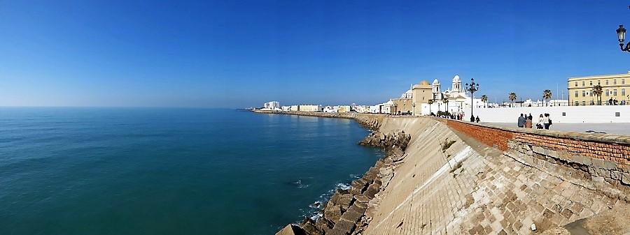 Jorge Juan vivió en Cádiz una parte importante de su vida. J.M. PAGADOR