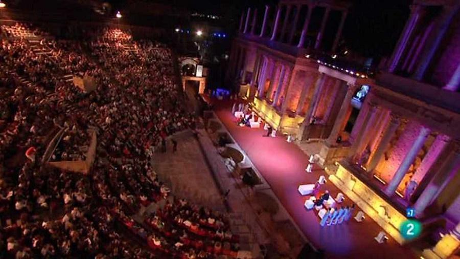 Premios Ceres, vana pirotecnia a mayor gloria de Monago. RTVE