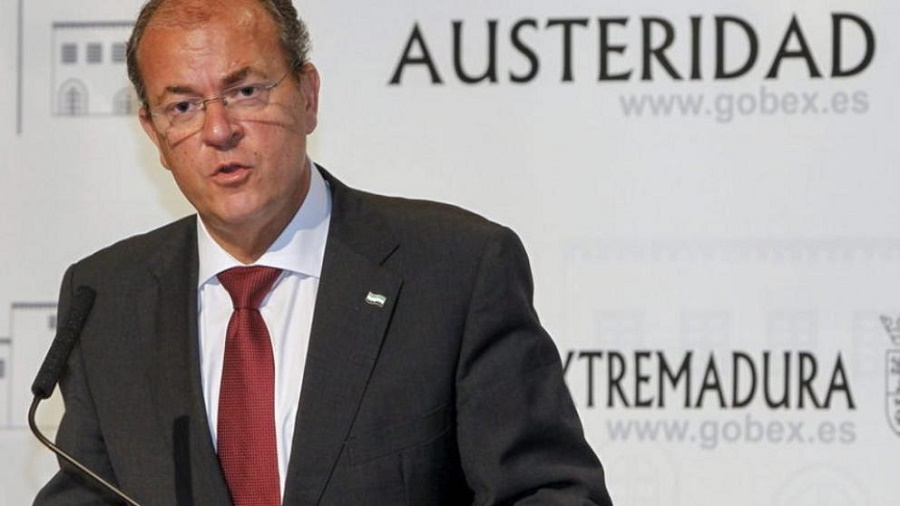 Proclamó la austeridad pero mintió desde el minuto uno. JUNTAEX