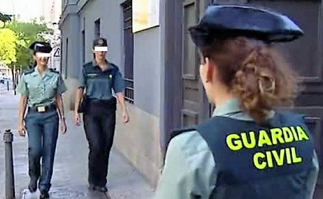 Una agente como estas ha detenido al terrorista más buscado. RTVE