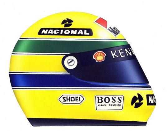 A. Senna