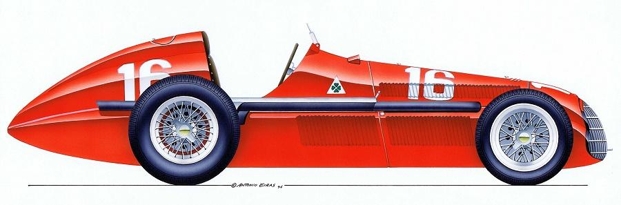 Alfa Romeo 158 (1950)