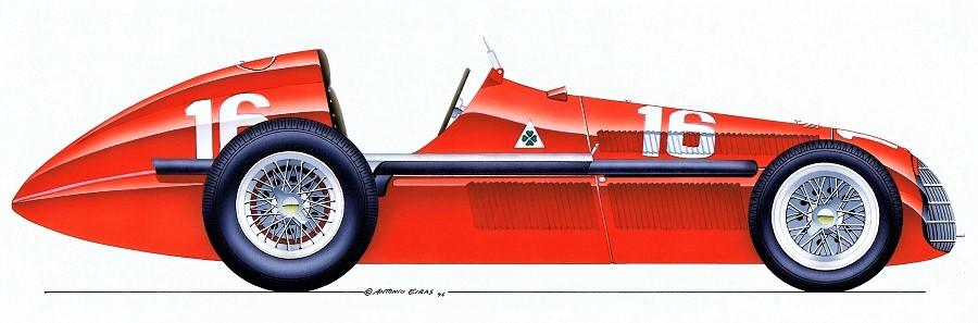 Alfa Romeo 158 (1951)