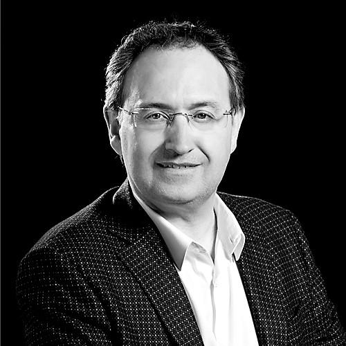 Jesús Cimarro, presidente de la Academia de las Artes Escénicas, en la imagen de la web de la entidad.