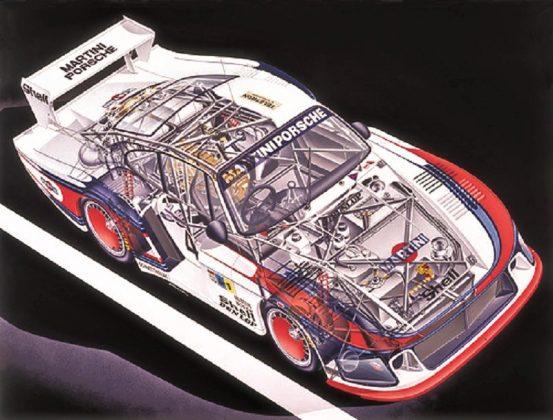 Porsche 935 Moby Dick de 1978