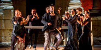El Dionisio de Amargo. ¿Es esto un espectáculo grecolatino? RTVE